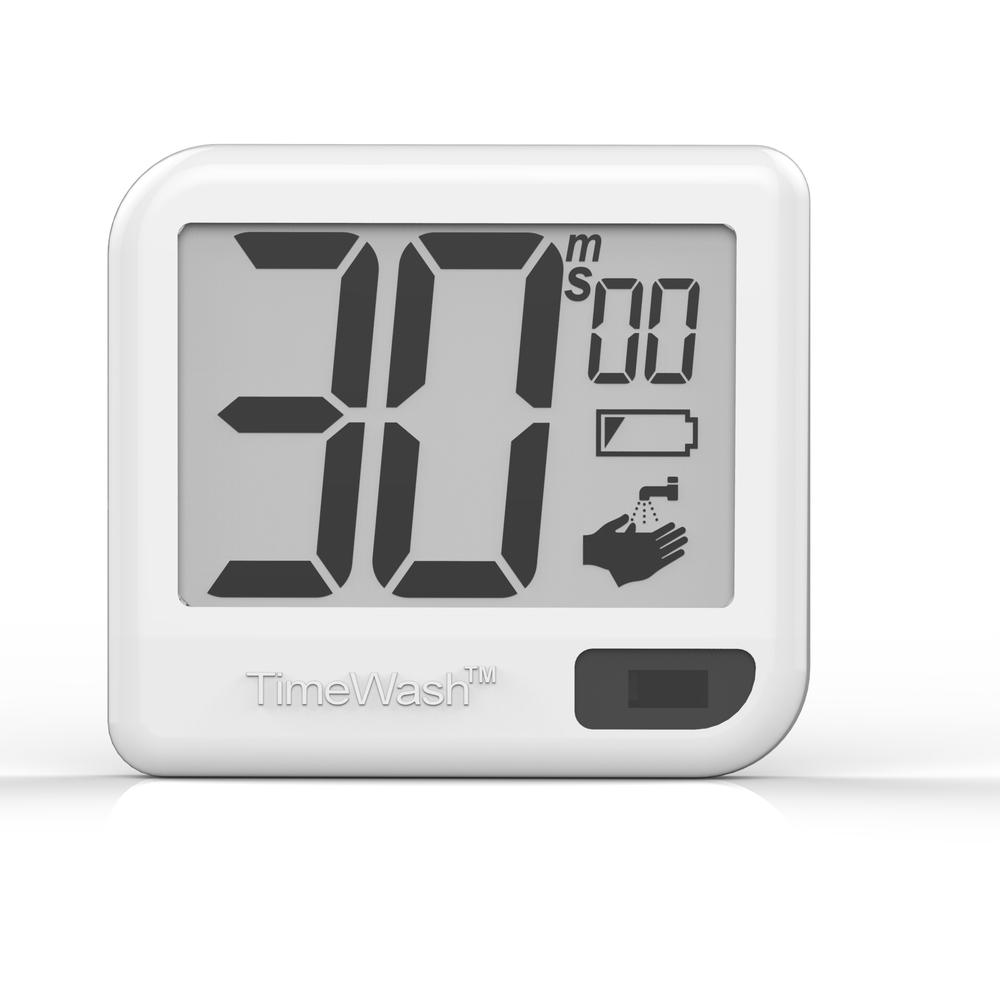 TimeWash – The Digital Hand Wash Timer